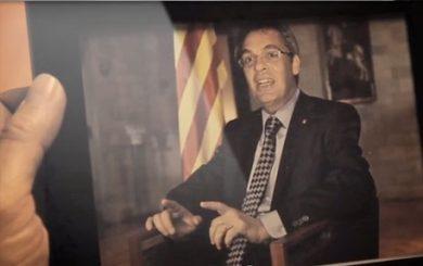 video Escons en Blanc 2012